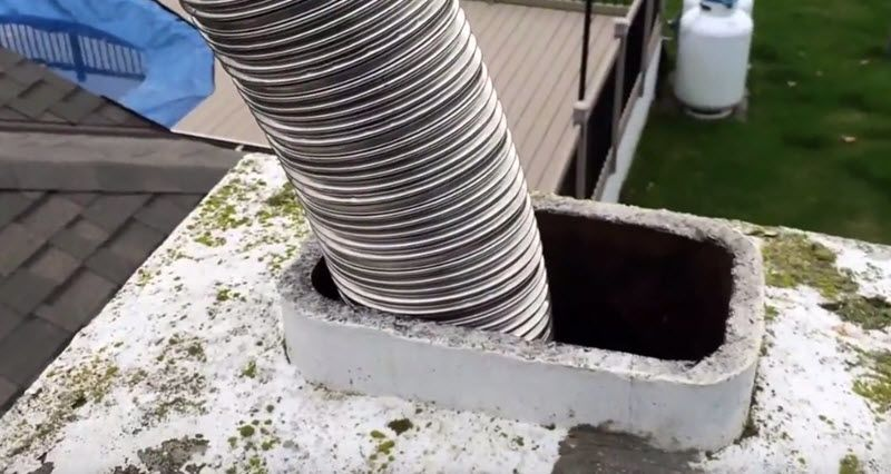 How to Install Chimney Liners